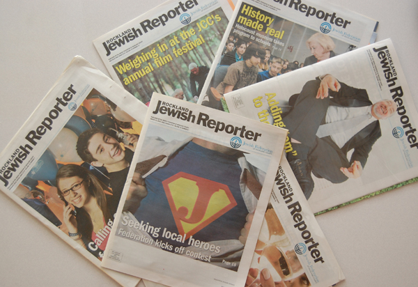 The Rockland Jewish Reporater